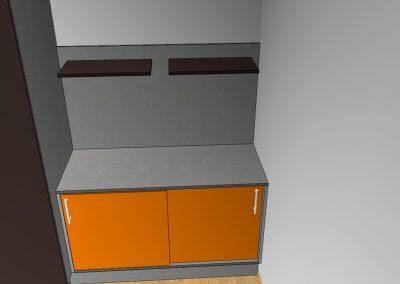 3d display (132)
