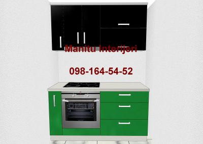 Kuhinja Siget Ivan zidb1
