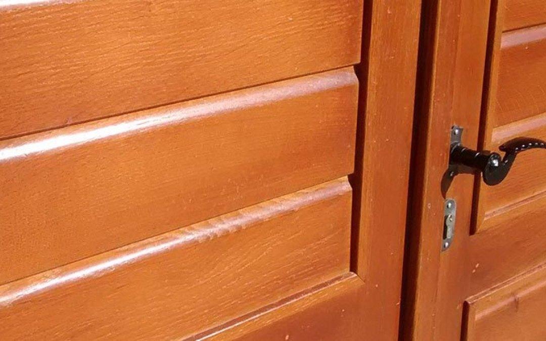 Drvena ulazna vrata kao najbolji odabir