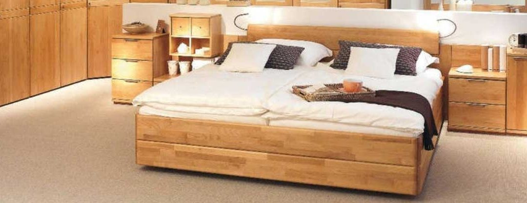 Advantages of a wooden bed