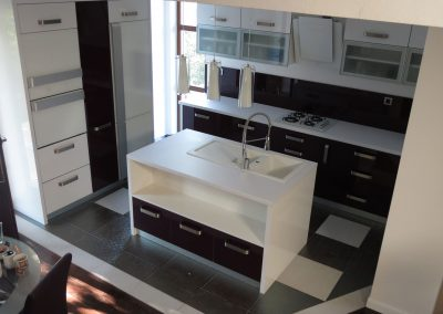 Küche aus Acryl (1)
