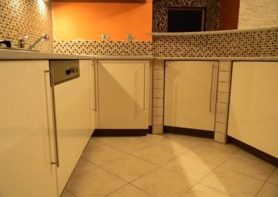 Küche aus Acryl (13)