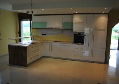 Küche aus Acryl (14)