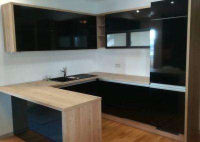 Küche aus Acryl (16)
