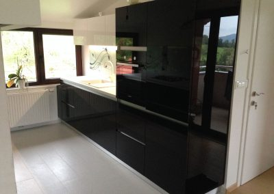 Küche aus Acryl (25)