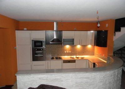 Küche aus Acryl (3)