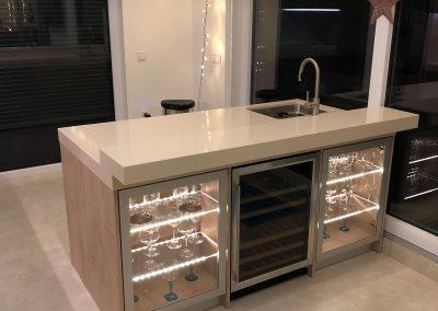 Küche aus Acryl (31)
