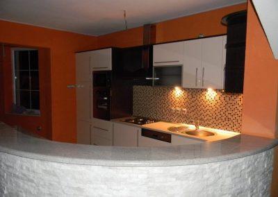Küche aus Acryl (4)