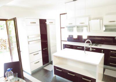 Küche aus Acryl (42)