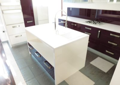 Küche aus Acryl (43)