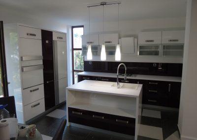 Küche aus Acryl (45)