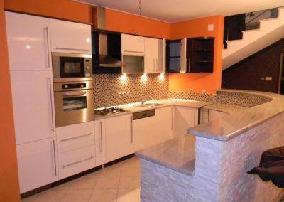 Küche aus Acryl (5)