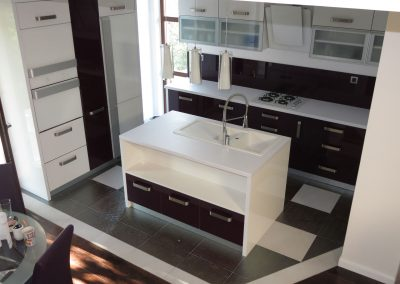 Küche aus Acryl (53)