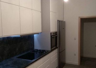 Lackierte MDF-Küche (44)