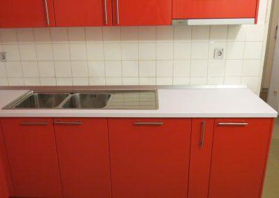 Lackierte MDF-Küche (53)