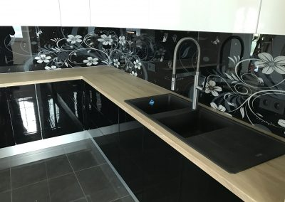 Lacquered MDF kitchen (20)